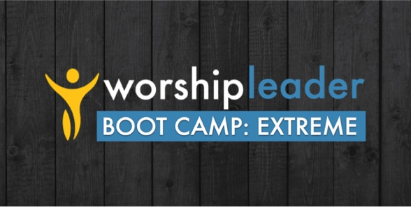 Course Image Worship Leader Boot Camp BEYOND EXTREME Cohort Study 2020